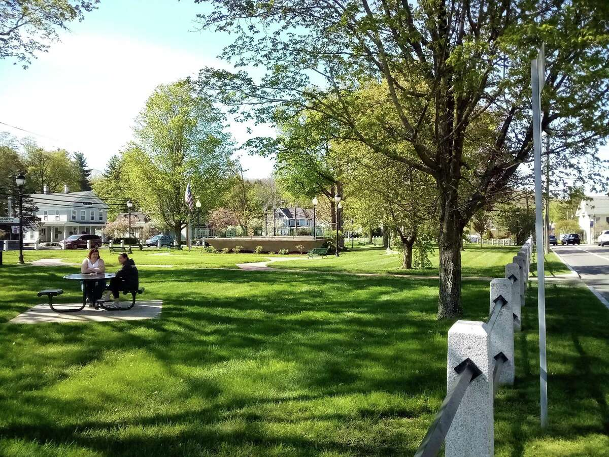Winsted's East End Park.