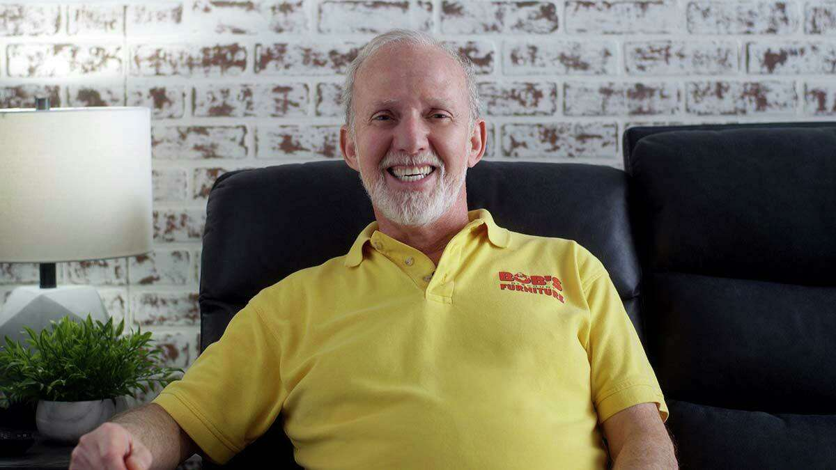 Bob Kaufman is the founder of Bob's Discount Furniture.