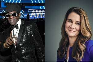 "Rapper Flavor Flav wants to produce ""Melinda of Love"" for a recently divorced Melinda Gates."