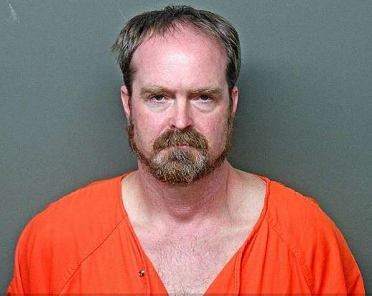 David Lynn Turner, 46, of Houston, is charged with two counts of sexual assault.