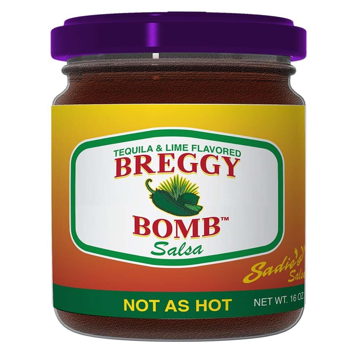 Breggy Bomb Salsa is a new jarred salsa from Houston Astros third baseman Alex Bregman.