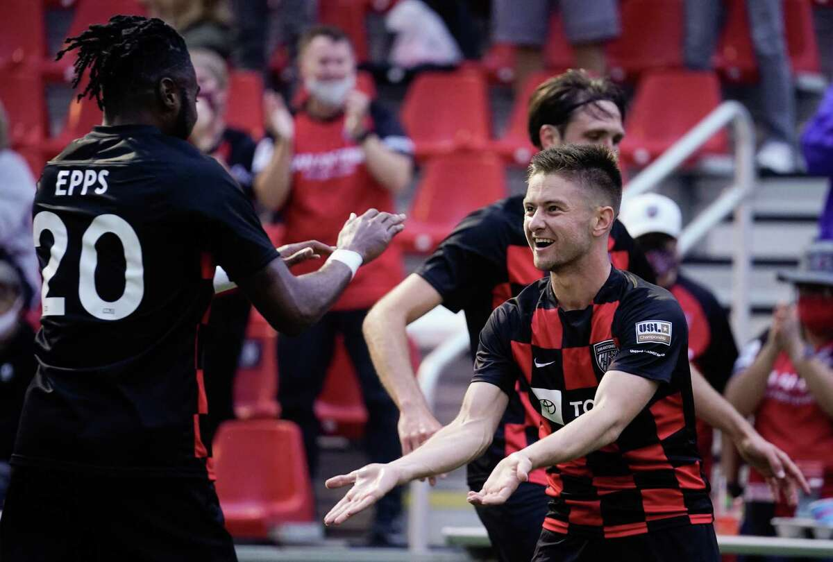 San Antonio FC opened its season with a 3-0 victory against the Colorado Springs Switchbacks on May 1.