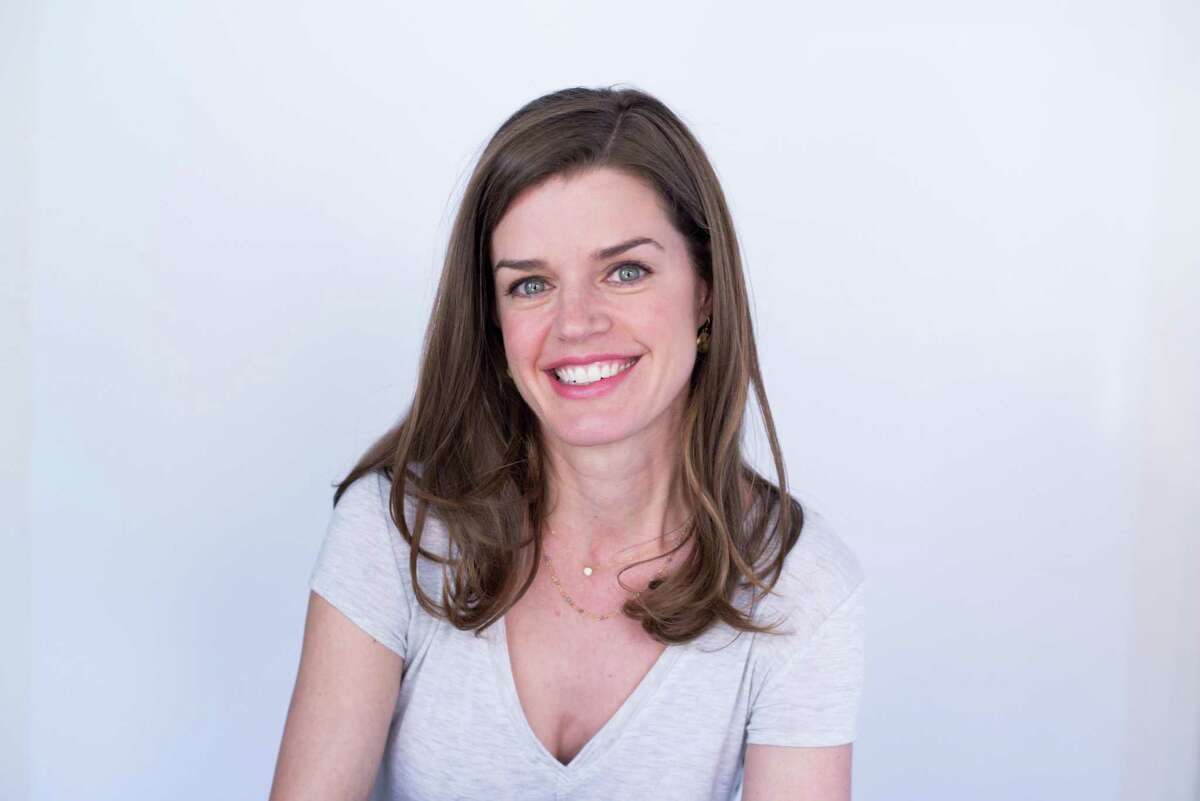 A headshot of Jessica Hill, founder of The Parent Collective, which has been providing virtual prenatal classes for parents during the pandemic.