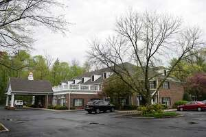 Greenwich Woods rehabilitation and health care center in Greenwich, Conn., photographed on Thursday, April 29, 2021. There are plans convert the nursing home into an assisted living facility, with renovations reducing the number of beds from 217 to 90 with assisted living and memory care units.