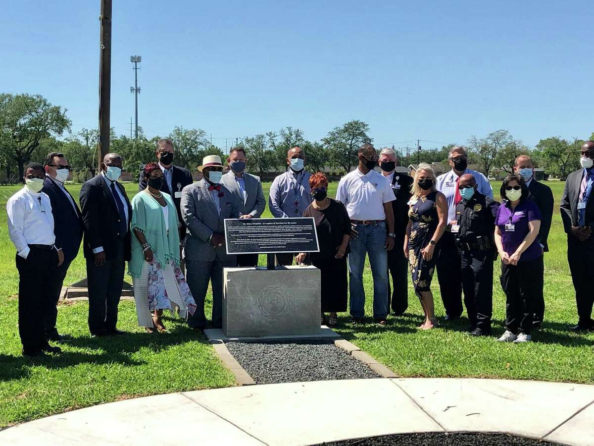 Christus Southeast Texas Health System and the Port Arthur City Council celebrated the transfer of the former site of Christus St. Mary Hospital back to the city on May 5, 2021. The health system decided to close the hospital in 2019.