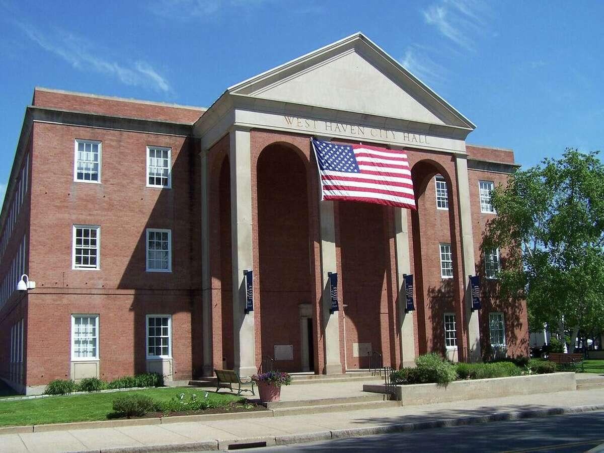 West Haven City Hall.