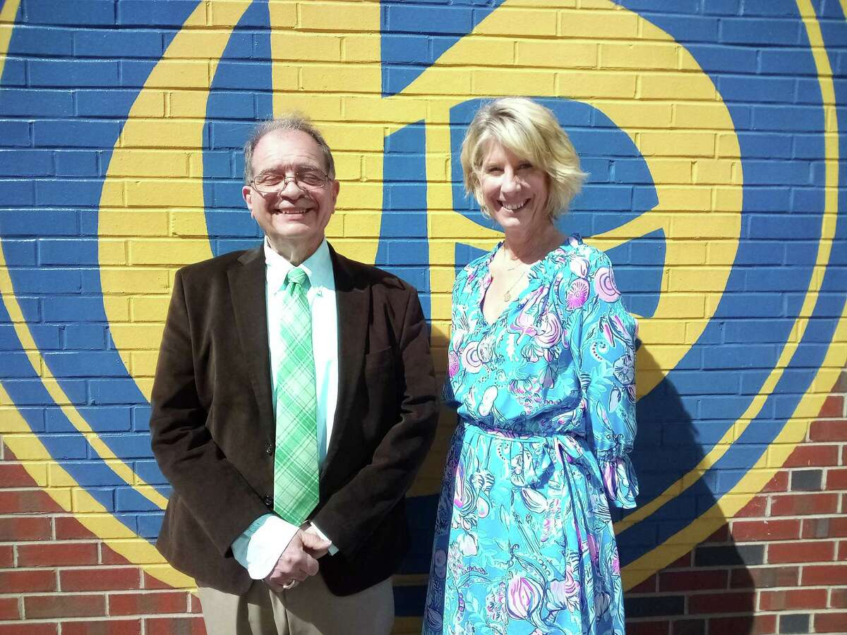 Superintendent Anthony Serio and Principal Susan Sojka are retiring from the Gilbert School in June.