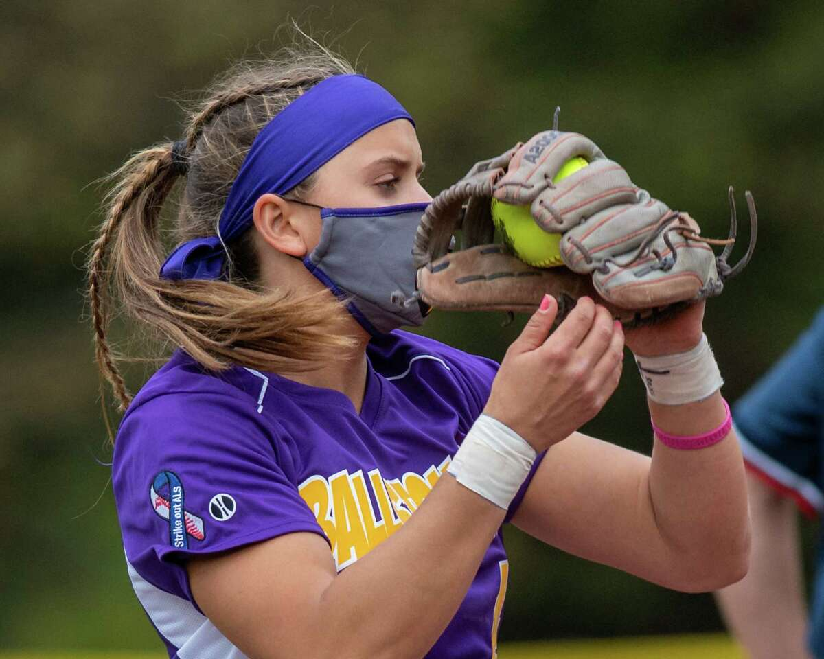 Ballston Spa shortstop Ana Gold has been named to the Times Union large-school softball all-star team's first team four times.