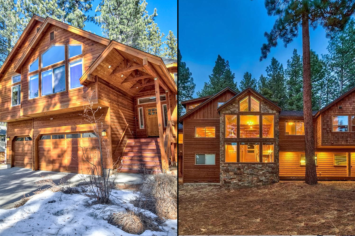 These Tahoe home listings show the state of its red-hot real estate market