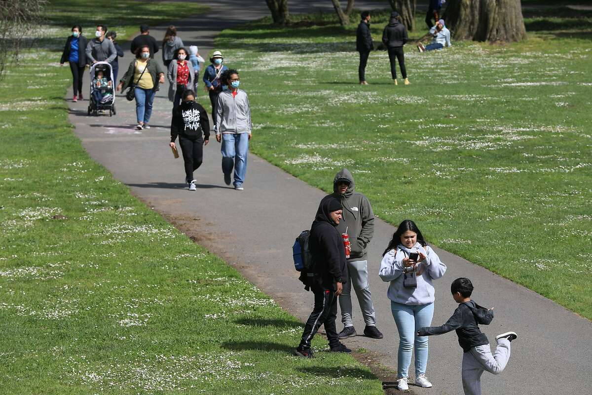 With the yearlong COVID pandemic restrictions coming to an end, San Franciscans are ready to return to beloved destinations like Golden Gate Park.