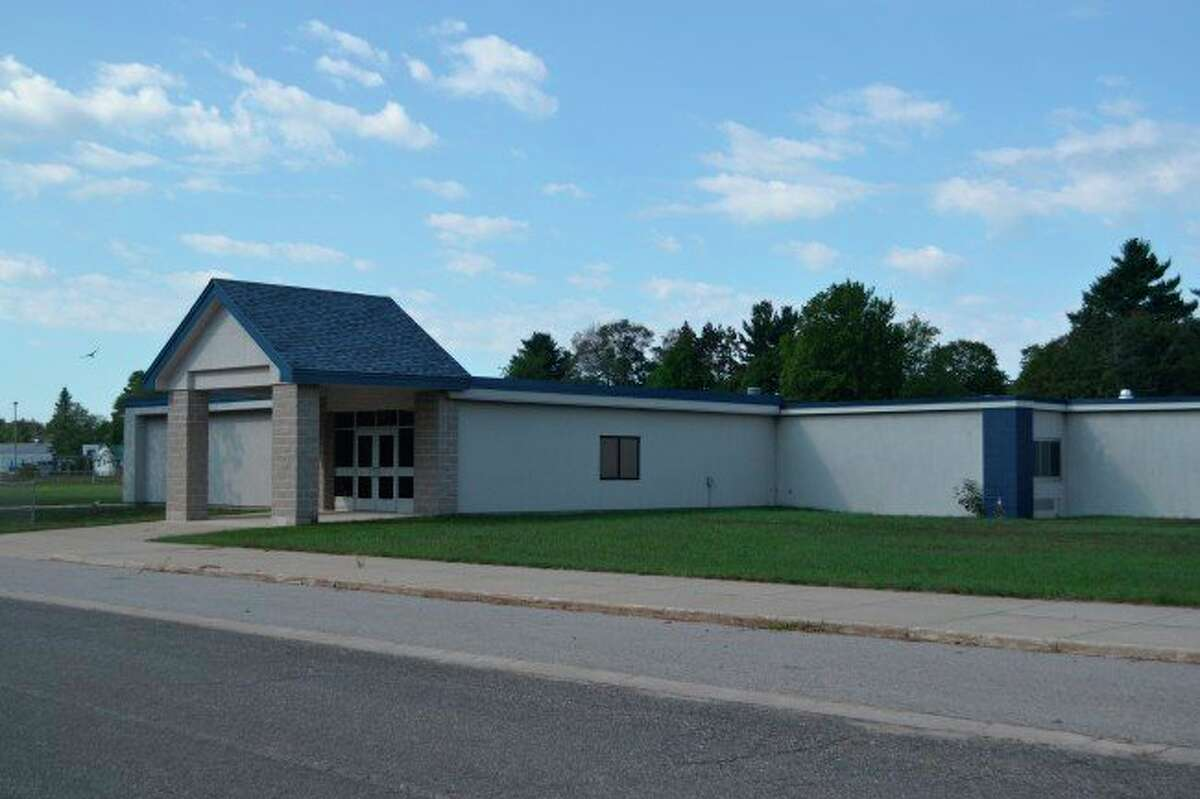 Kaleva Elementary has sat empty for 12 years. Nowfundraising efforts are being made to convert the unused property into a new community center. (File Photo)