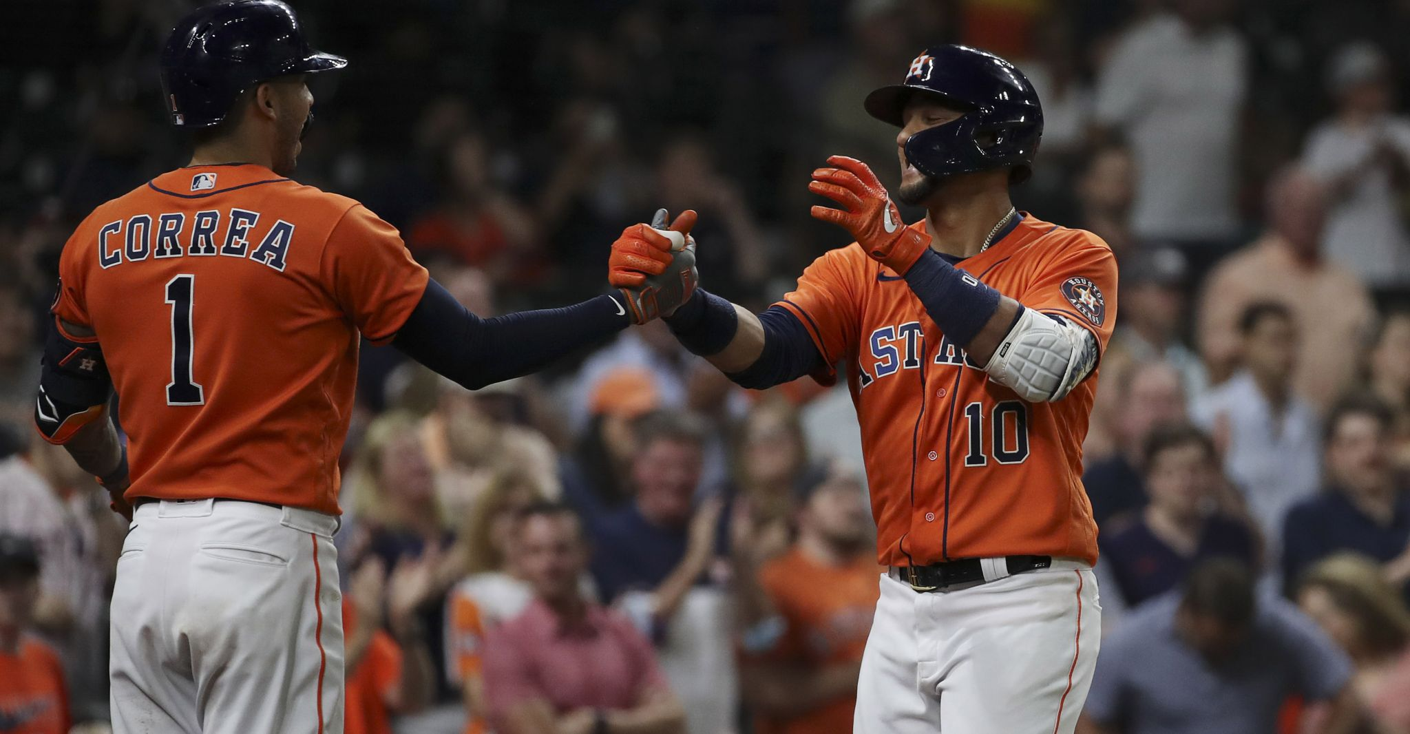 Astros insider: Yuli Gurriel's patience paying off