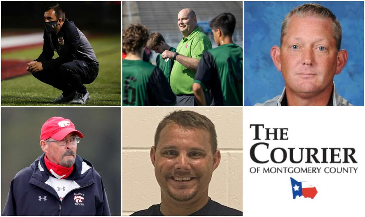 Christian Boehm (Magnolia West), Jason Fanning (The Woodlands), Paul Kunkel (Porter), Tim Gillespie (Splendora) and Chris Morgan (Lake Creek) are nominees for The Courier's Coach of the Year.