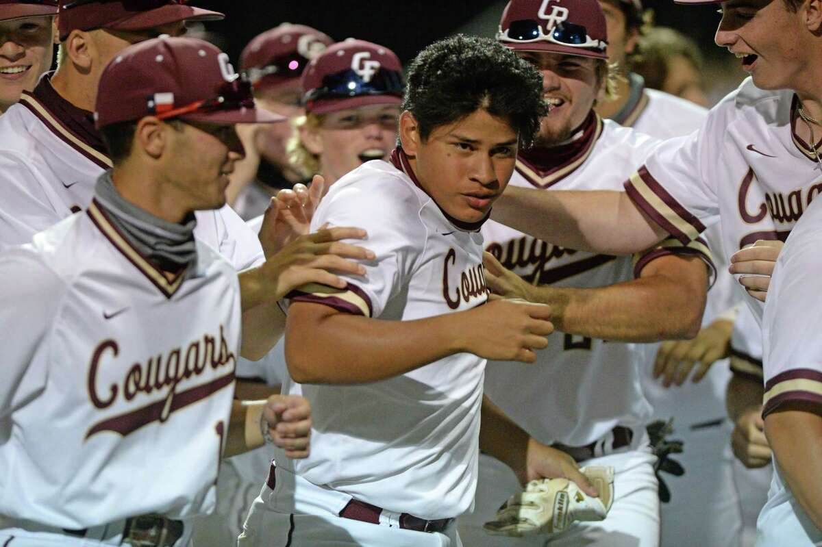 Cinco Ranch will face Cy-Fair in a one-game playoff on Friday.