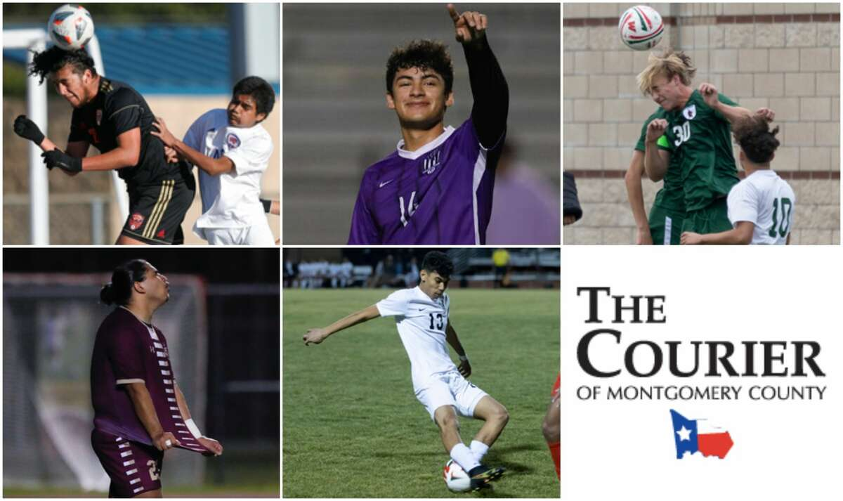 Ariel Palacios (Caney Creek), Christian Pavon (Willis), Matt Hilborn (The Woodlands), Alexis Olivares (Magnolia West) and Kevin Mejia (Conroe) are nominees for The Courier's Defensive MVP.