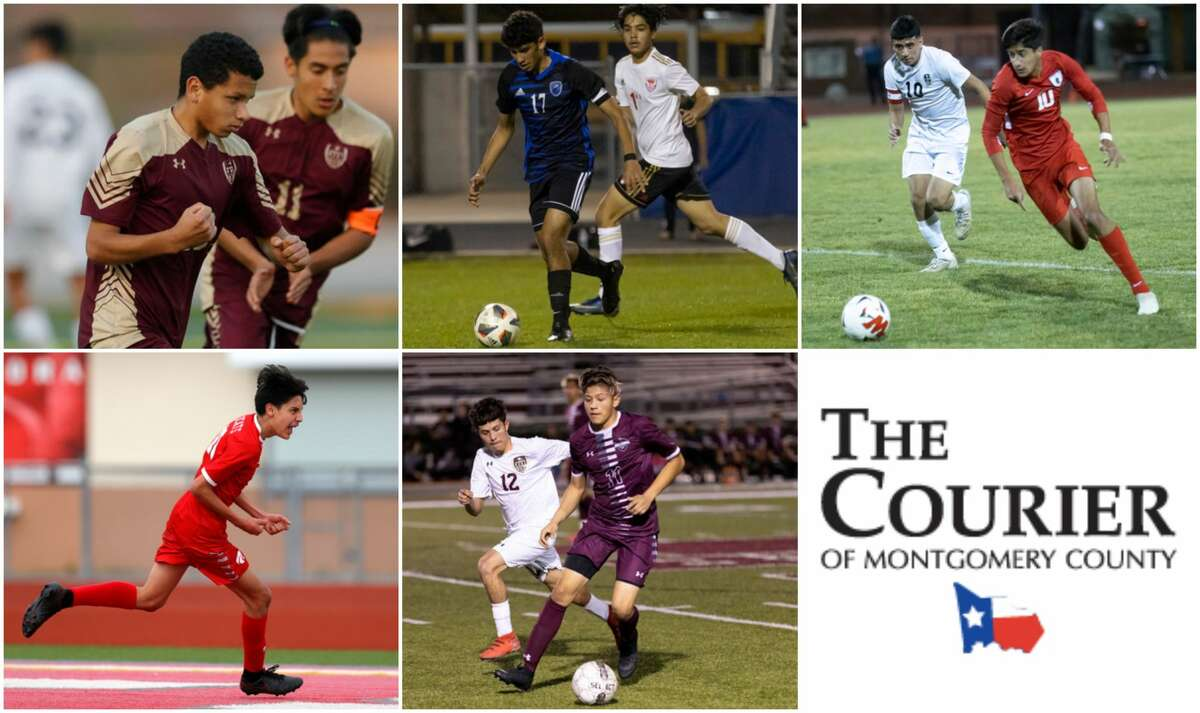Jafet Ramirez (Magnolia West), Miguel Rodriguez (New Caney), Hasan Arif (The Woodlands), Baruc Delgado (Splendora) and Angel Ramirez (Magnolia) are nominees for The Courier's Player of the Year.