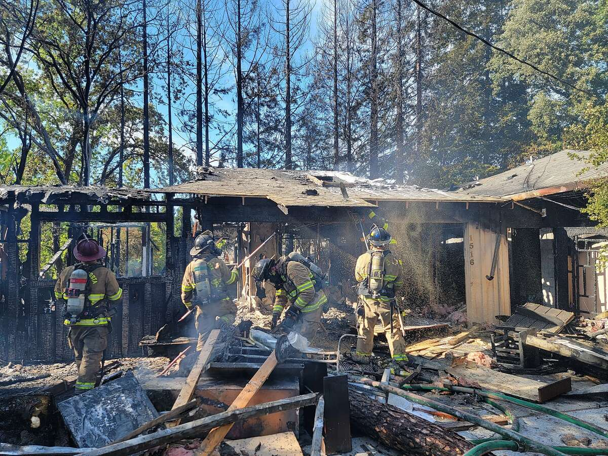 The Contra Costa County Fire Protection District determined that a May 6, 2021, fire at a senior living facility in Walnut Creek began as a vegetation fire, possibly caused by discarded smoking materials.