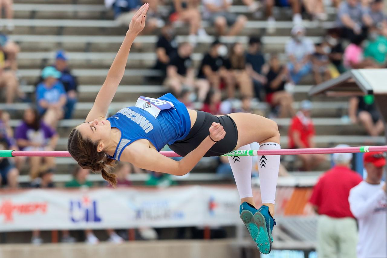 New Braunfels' Abigail Morrow pulls in surprise state silver