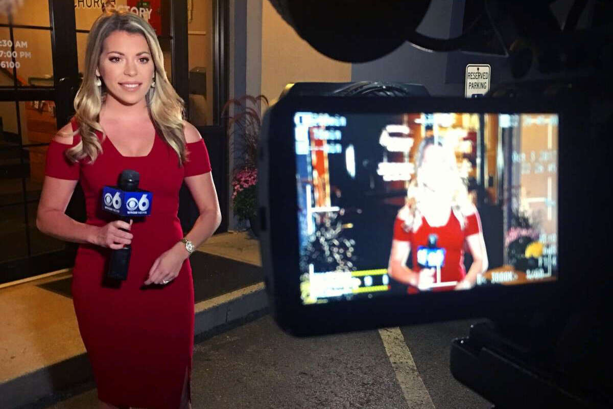 After nearly five years at the station, Emily DeFeciani is leaving CBS6 News. This is her final weekend on air.