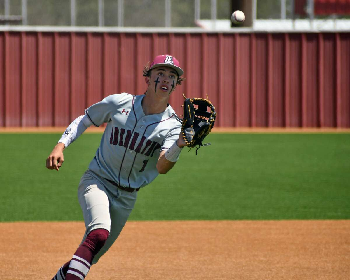 Abernathy finished off a sweep of its UIL Class 2A bi-district baseball playoff series against Amarillo River Road with a 10-5 win on Saturday at Lockney.