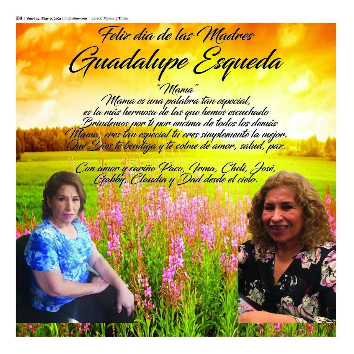 Laredoans celebrate Mom on Mother's Day.