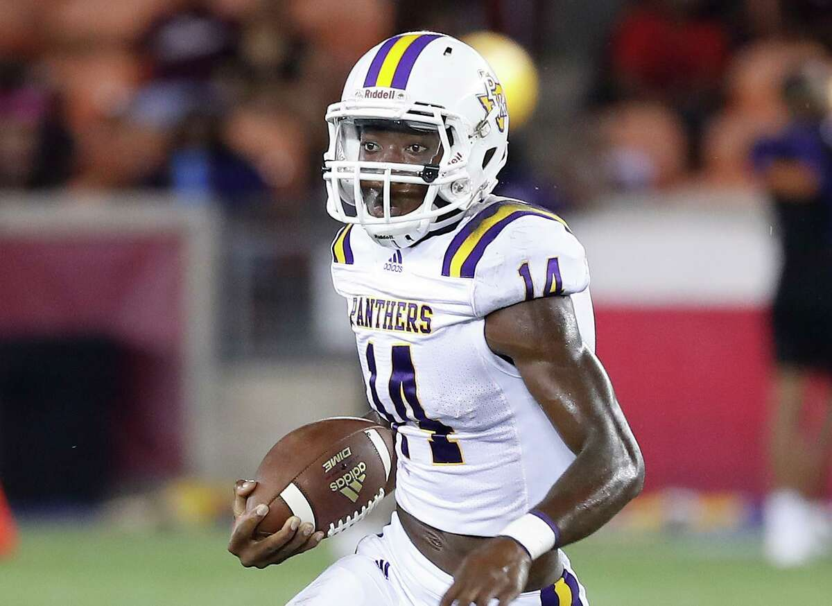Behind quarterback Trazon Connley, Prairie View A&M went 2-1 in its abbreviated spring season and finished second in the SWAC in passing.