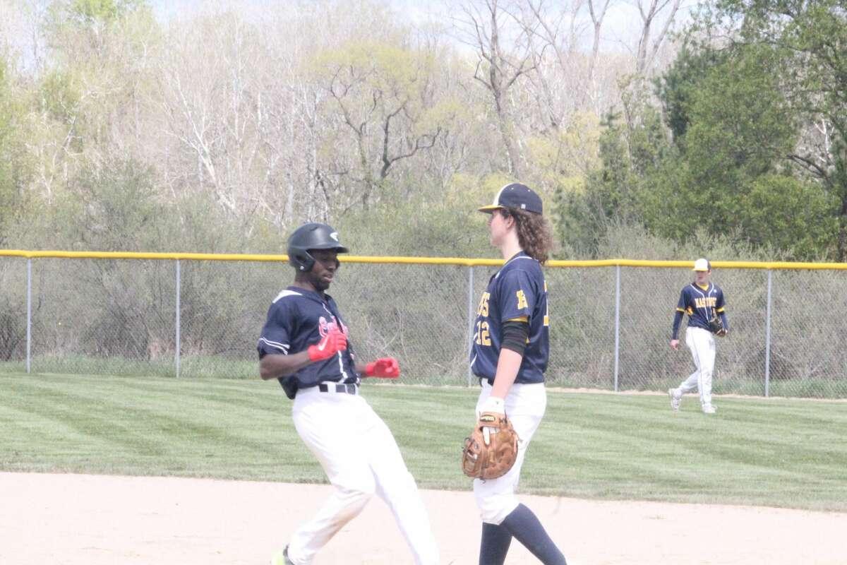 Big Rapids' baseball enjoyed 11-0 and 11-1 wins on Saturday to take the Tom Ryan title