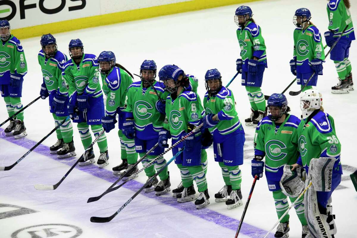 The Connecticut Whale reached the semifinals of the 2021 Isobel Cup Playoffs before falling to Minnesota. The Whale will be under new ownership for next year's season.