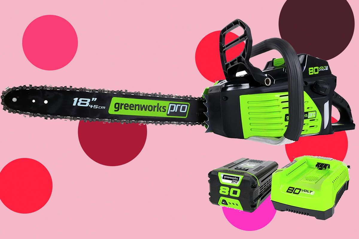 30% off Greenworks outdoor tools
