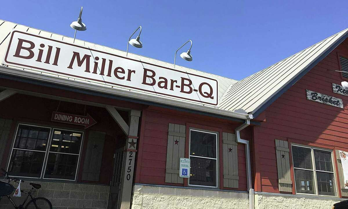 Bill Miller Bar-B-Q operates more than 70 barbecue restaurants in the San Antonio, Corpus Christi and Austin areas.