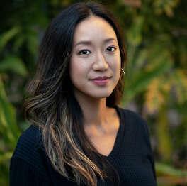 A portrait of Cecilia Lei
