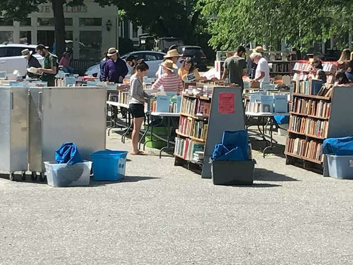 The Kent Memorial Library is kicking off its annual book sale Memorial Day Weekend.