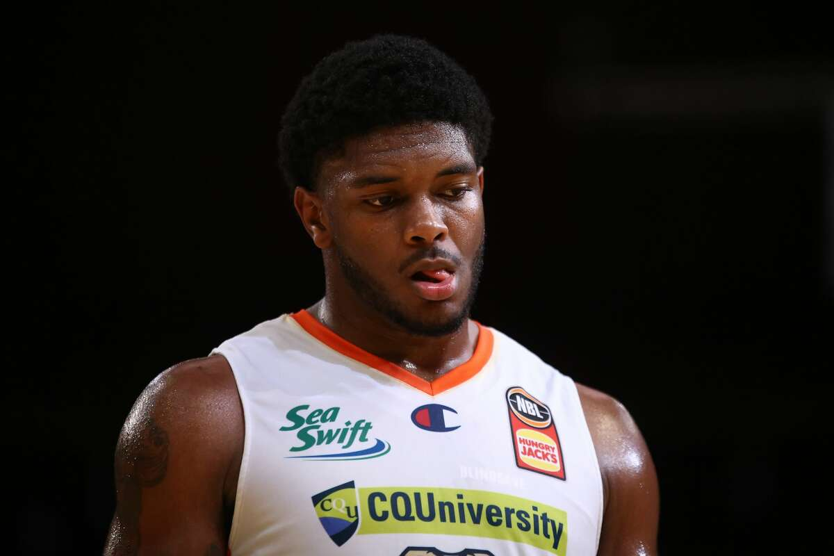 Cameron Oliver played for Cairns of the Australian National Basketball League this season, averaging 17.3 points per game.