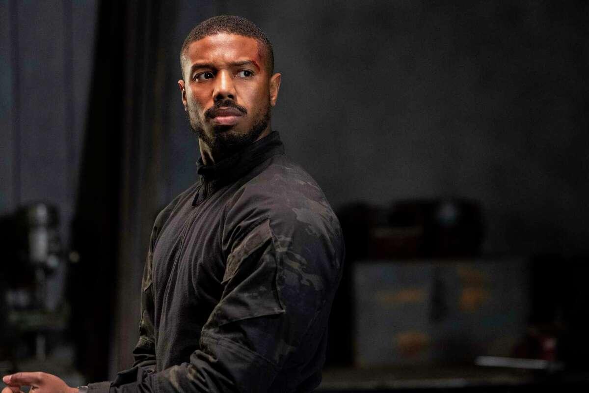 "Michael B. Jordan stars in ""Tom Clancy's Without Remorse."" (Nadja Klier/Paramount Pictures/Amazon Studios/TNS)"