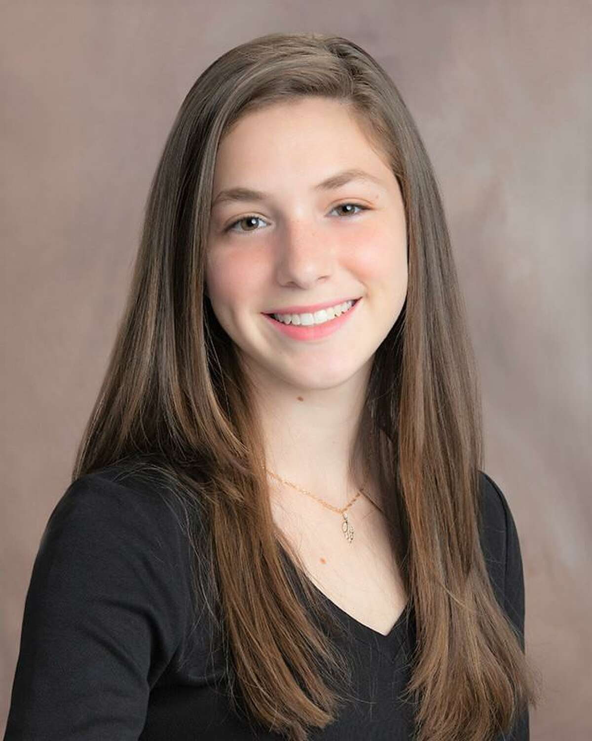 The Mercy High School class of 2021 valedictorian is Kaila Lujambio of Wallingford.