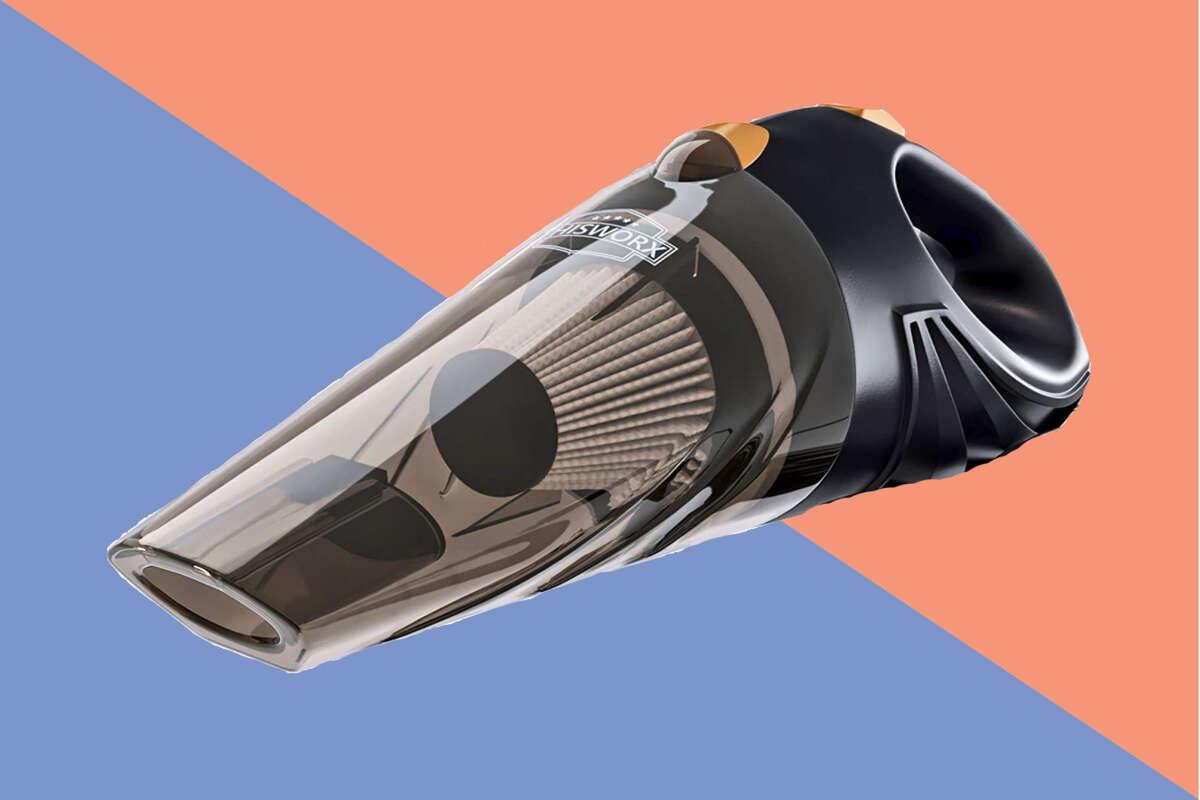 ThisWorx Portable Car Vacuum, $31.49 at Amazon