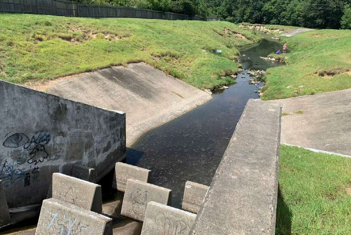 The HCFCD is recommending the county use bond funds to execute improvements at Taylor Gully and the Kingwood Diversion Ditch in the first construction phase. Zeve said they recommend the improvement options should be constructed and implemented through a phased approach starting downstream to upstream.