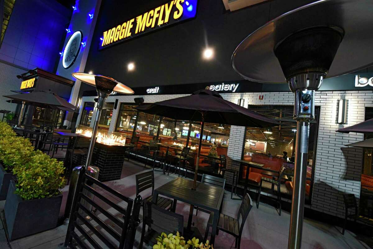Maggie McFly's Brookfield location, reopening in June after renovations, will closely resemble its sibling restaurant in Albany, pictured here in a Sept. 2020 file photo.