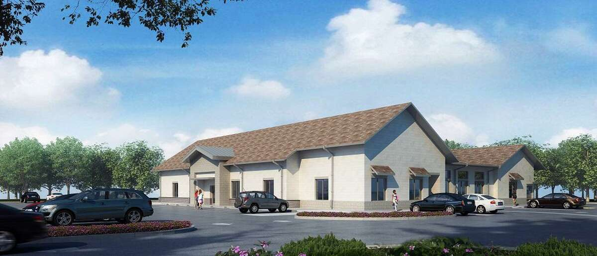 A pproposed 12,000-square-foot, $250,000 building at 4305 Magnolia Parkway in Pearland would provide a new home and larger space for charity organizations Christian Helping Hands and Seva Clinic.