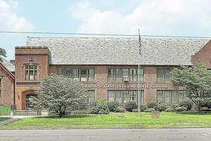 The Brownstone Intermediate School in Portland
