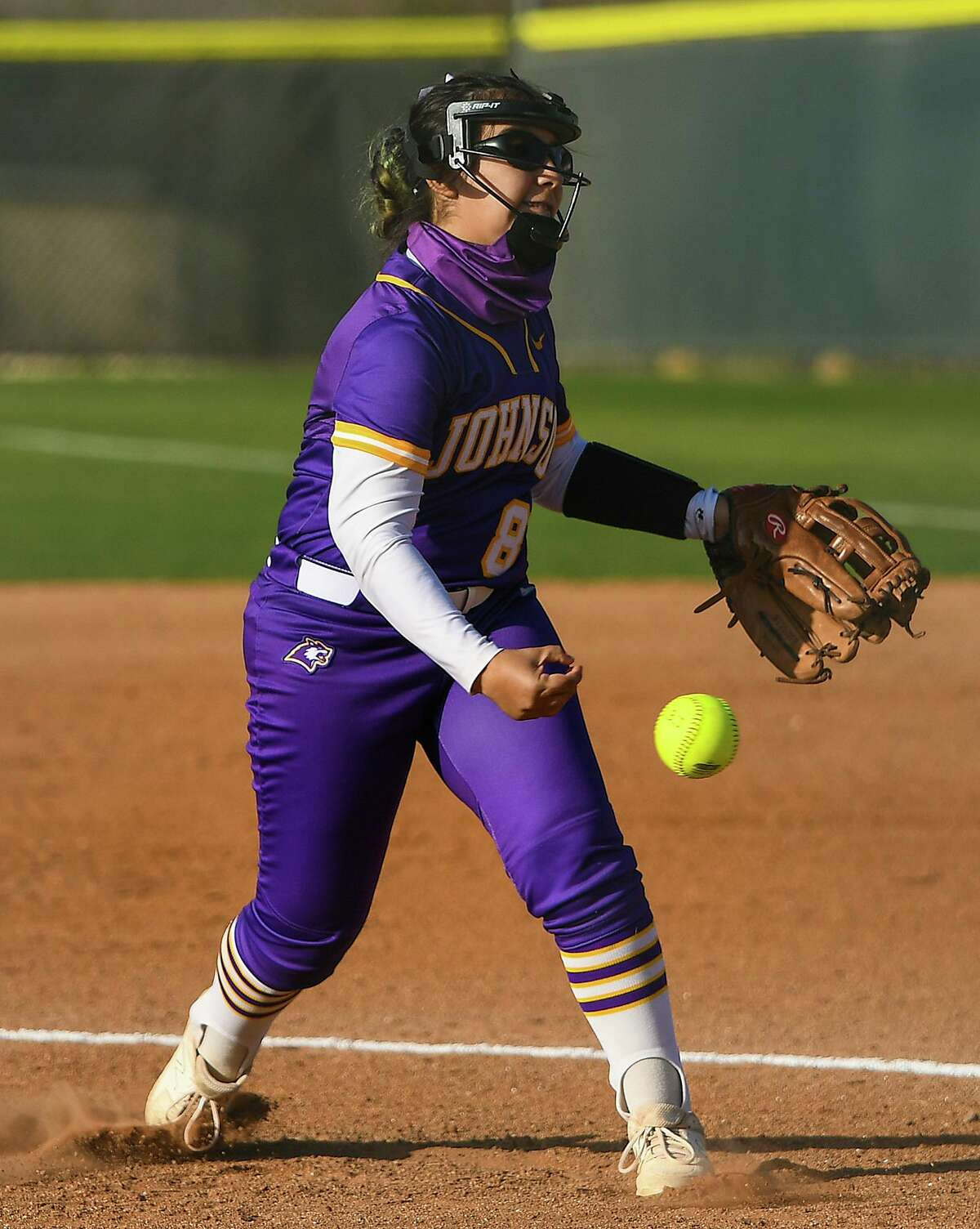 Jennifer Lopez was one of 10 LBJ players to earn All-Academic honors this season.