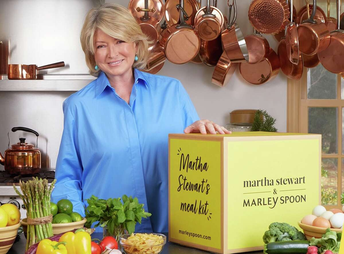 Martha Stewart & Marley Spoon meal kits deliver the best ingredients to home chefs.