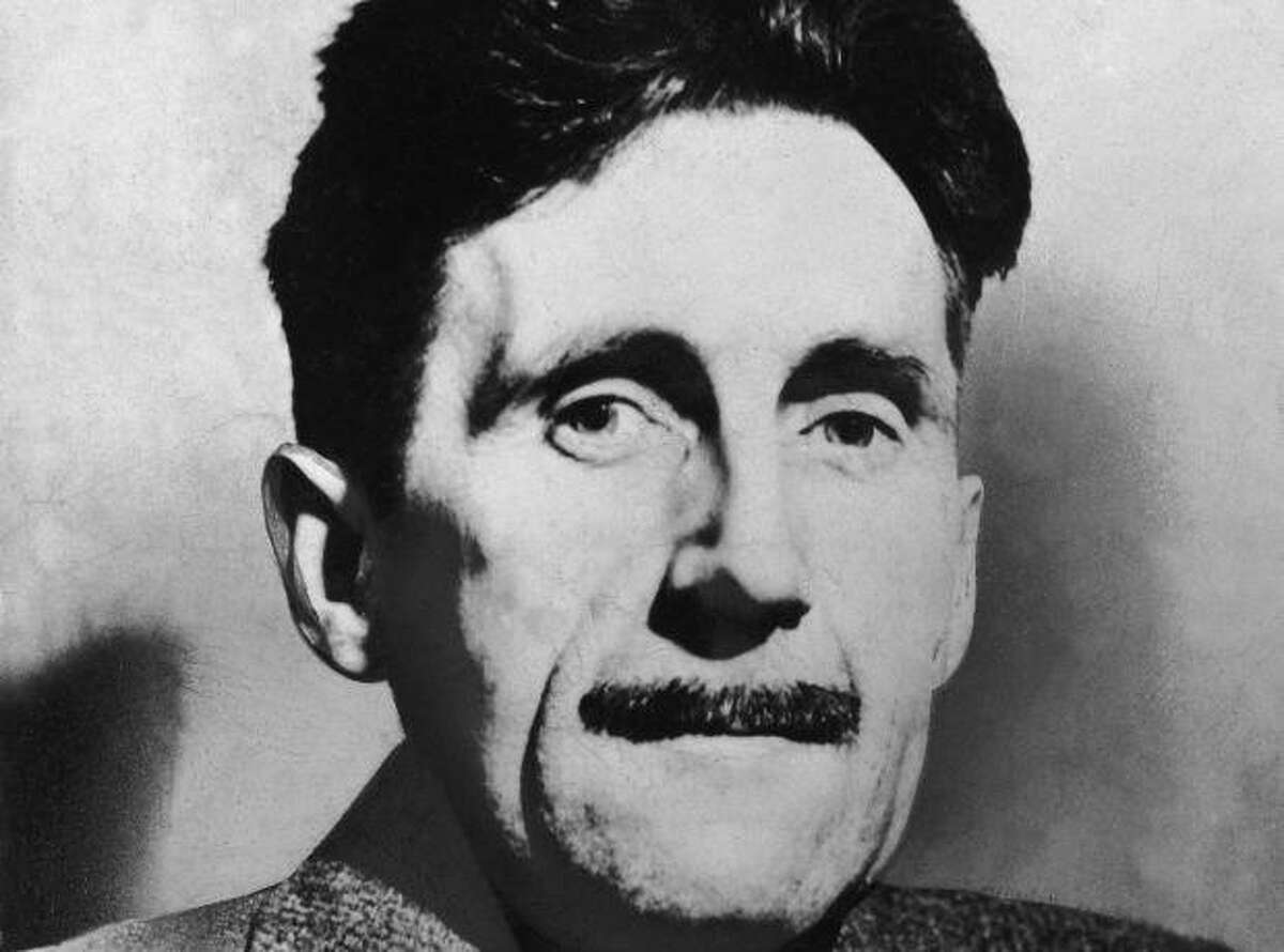 George Orwell, author of 1984