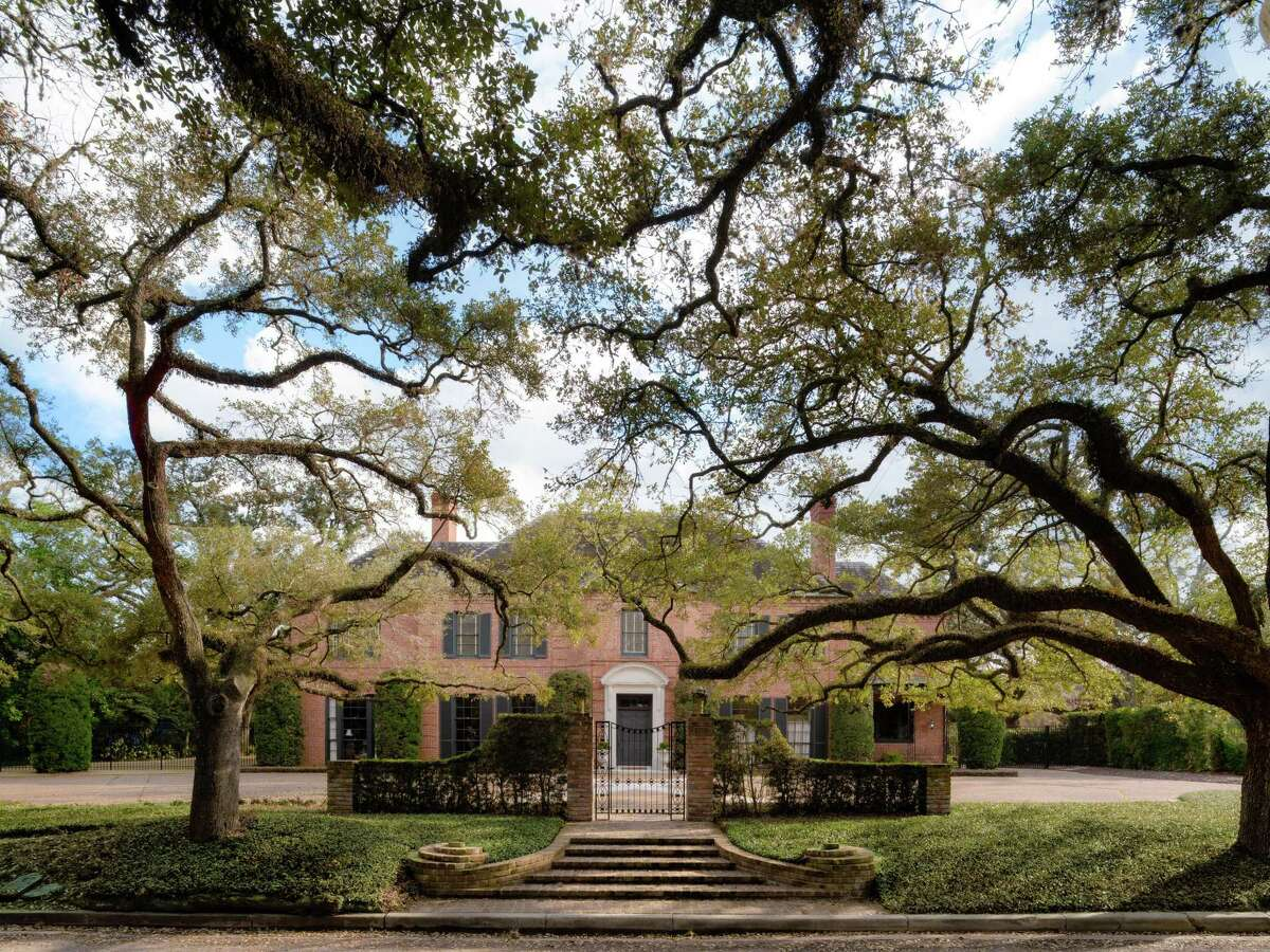 This home at 1317 North Boulevard in Broadacres recently sold for $5.65 million, the second most expensive home to sell in that neighborhood in MLS history.