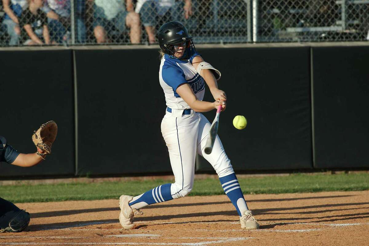 Patricia Yarotsky and the rest of the Friendswood softball team will have a tough battle on their hands in a Class 5A playoff matchup with Barbers Hill.