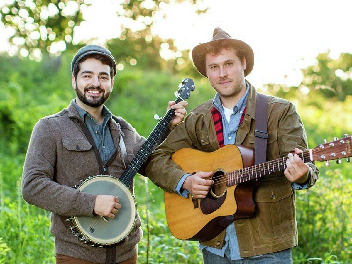Okee Dokee Brothers will perform as part of Midland Center for the Arts'