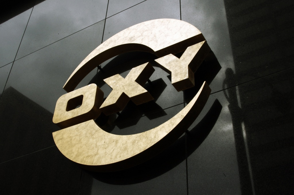 Oxy loses $346 million in first quarter