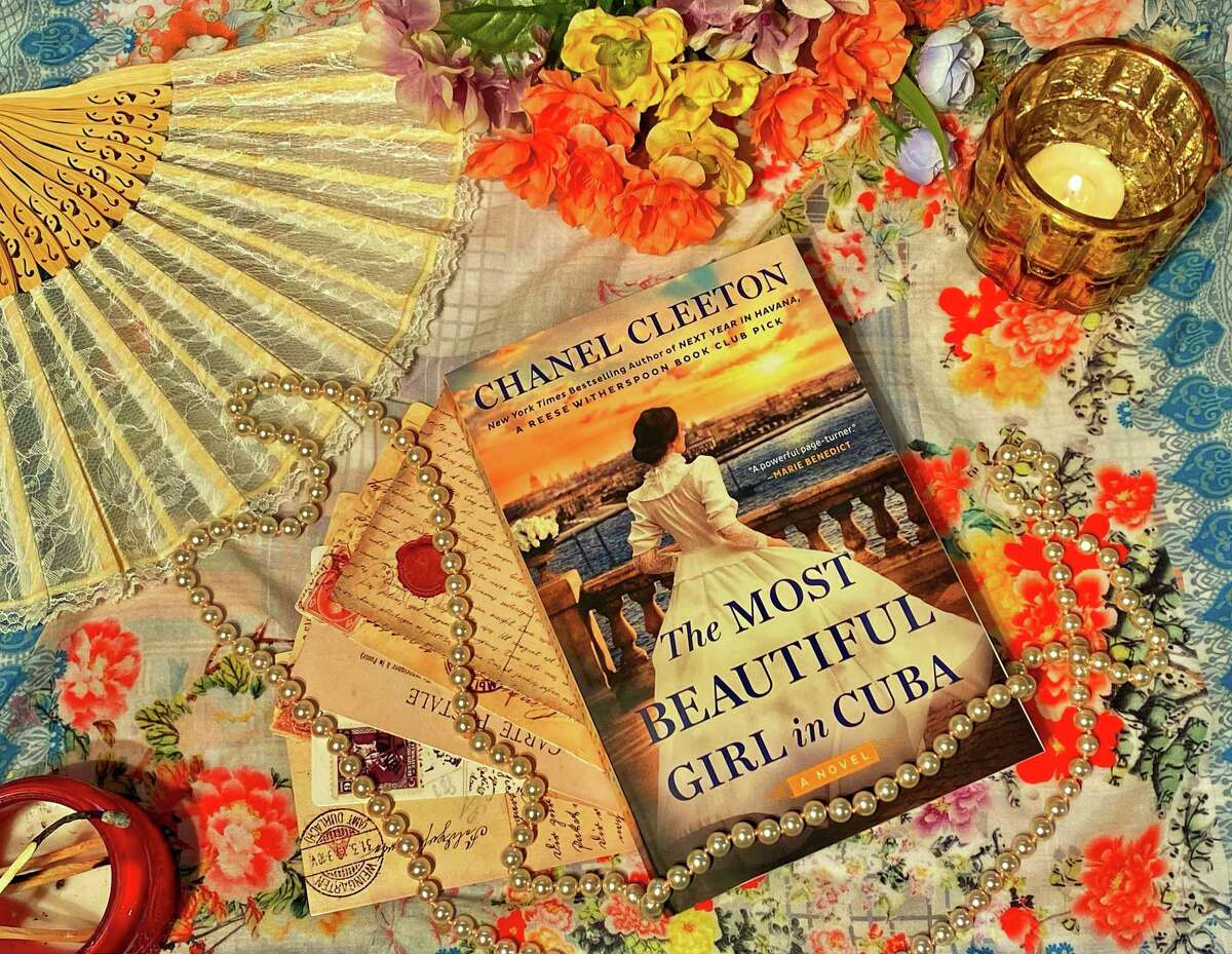 """""""The Most Beautiful Girl in Cuba"""" is Chanel Cleeton's latest novel."""