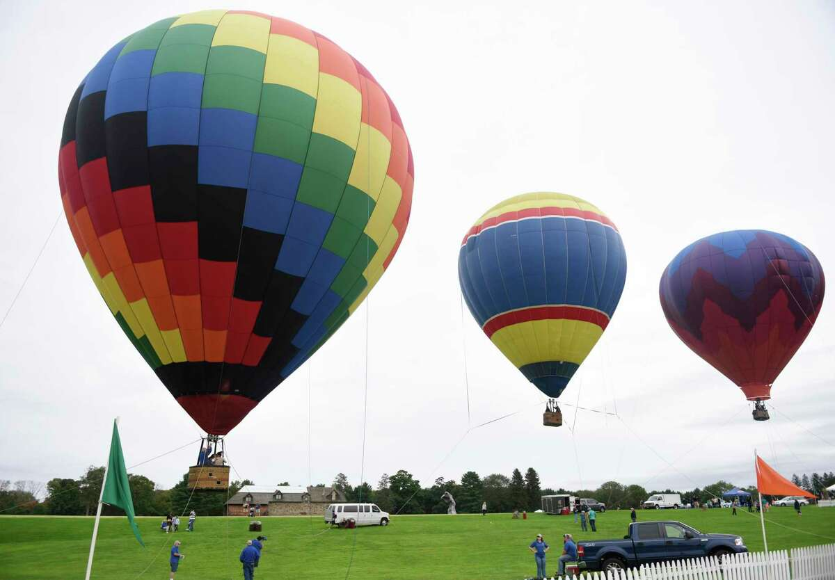 Flying in a hot air balloon is different from other forms of aviation, longtime pilot Robert Zirpolo said.