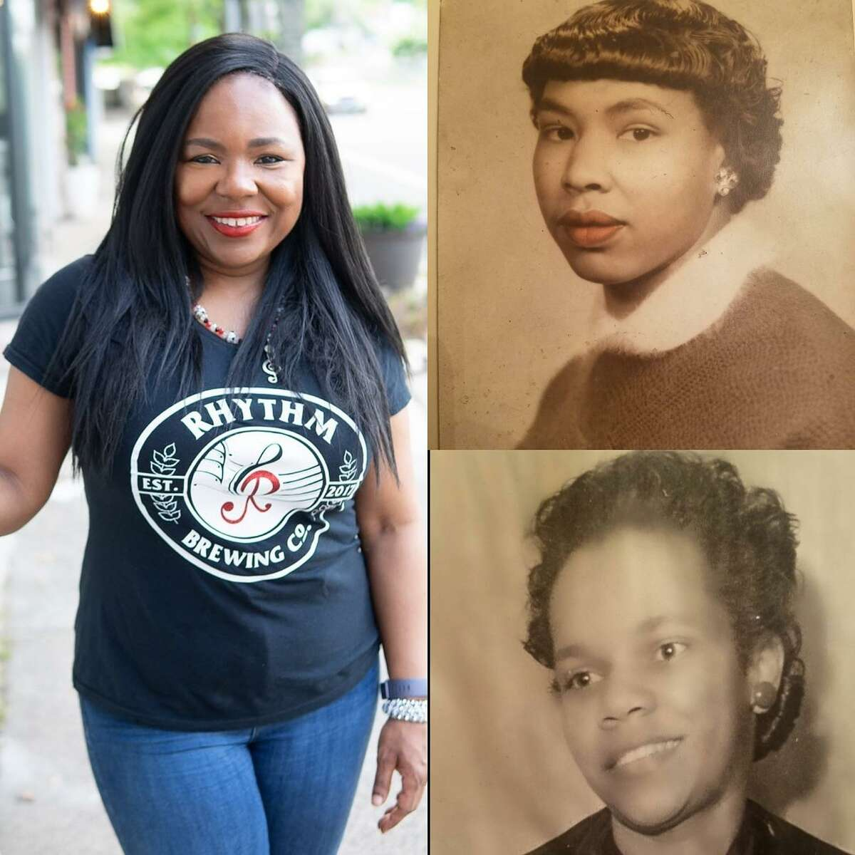 Alisa Bowens-Mercado, founder of Rhythm Brewing Co., the first Black, female-owned beer company in Connecticut.